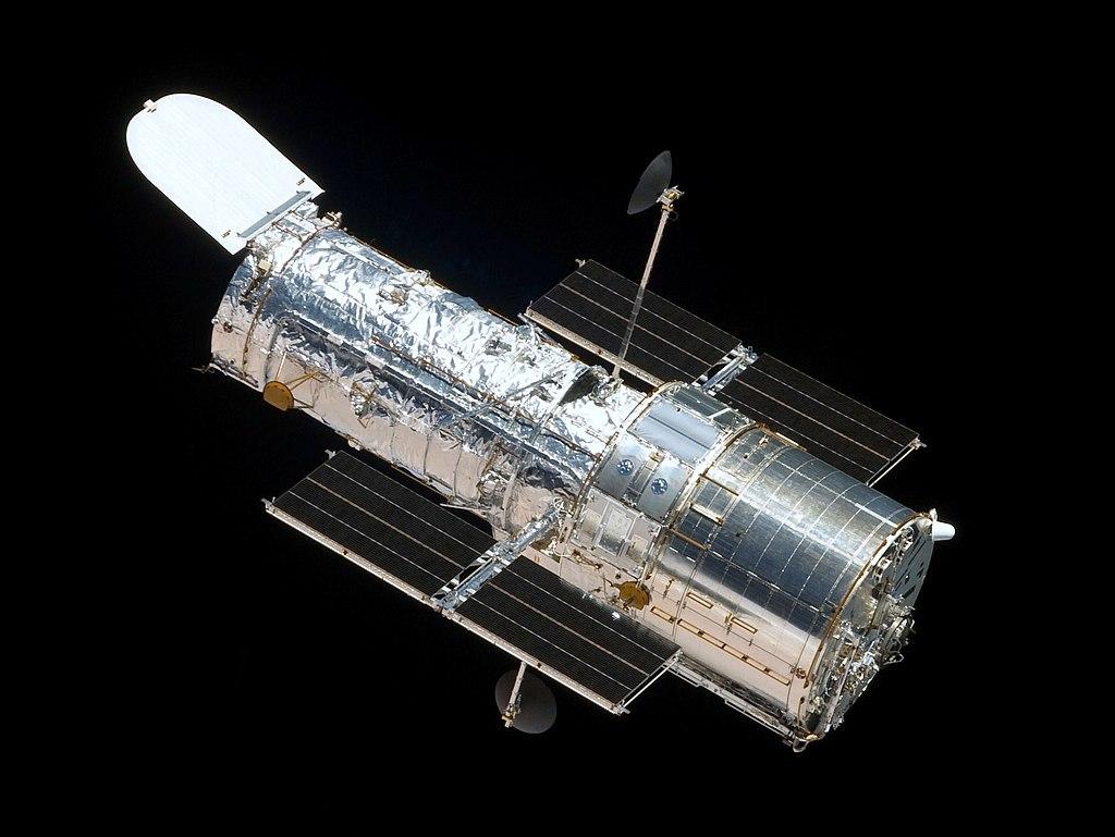 טלסקופ החלל האבל   צילום: NASA