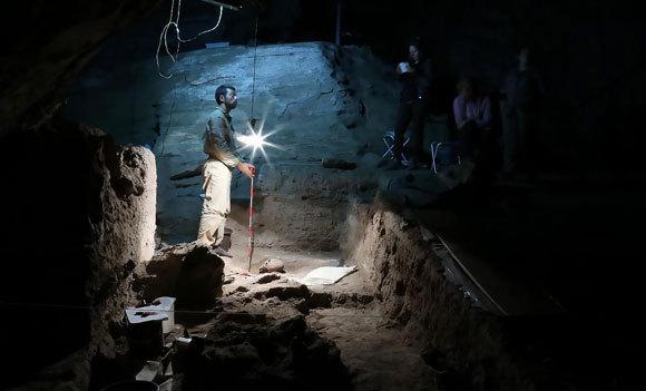 אתר ארכיאולוגי בברזיל, בו נמצאו עצמות אדם מלפני 9,600 שנה | André Strauss