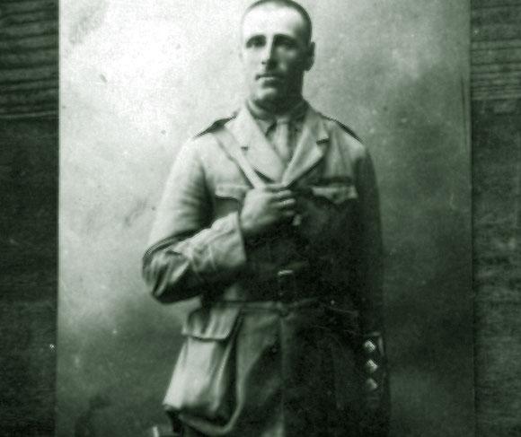 ההנהגה הציונית הפכה אותו באופן מודע למיתוס של גבורה ציונית. טרומפלדור במלחמת העולם הראשונה | מכון ז'בוטינסקי, נחלת הכלל