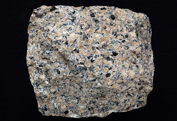 החוקרים התמקדו בסלע הדיוריט, הדומה באופיו לגרניט אך בעל קצב בלייה גבוה במיוחד | SPL, Dirk Wiersma