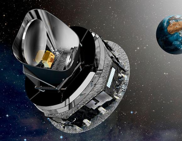 טלסקופ החלל פלנק