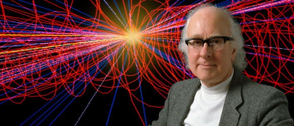 El físico Peter Higgs. Foto: Science Photo Library