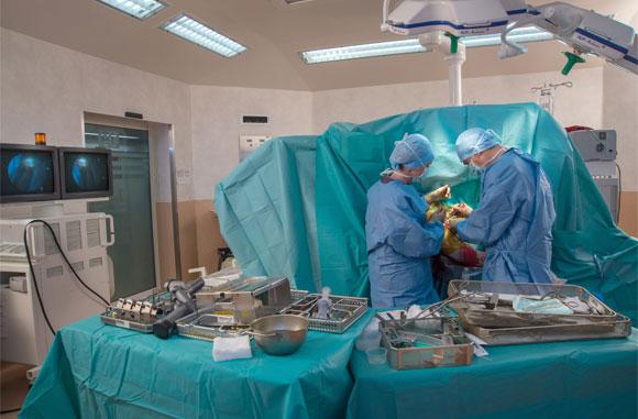 ניתוח חירום | צילום אילוסטרציה: Science Photo Library