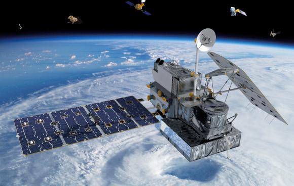 אחד האמצעים לקבל נתונים רבים ומדויקים, מה שמאפשר לשפר את החיזוי. לוויין מזג אוויר | מקור: Science Photo Library