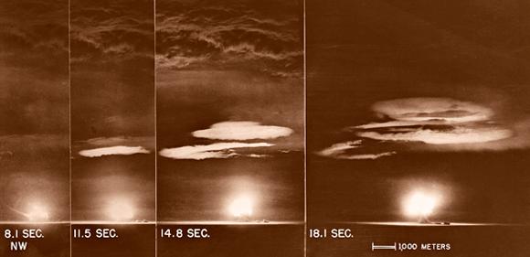 ניסוי טריניטי בפצצת אטום | SPL
