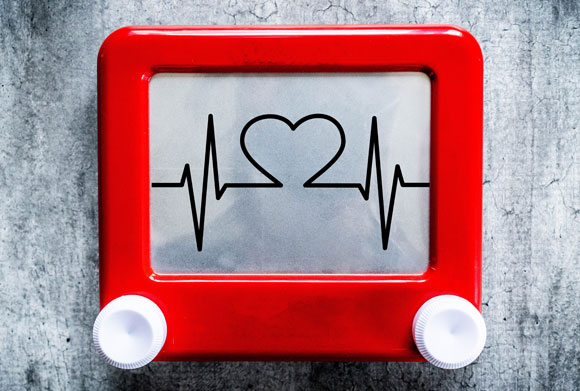 שיעורי התמותה ממחלות לב יורדים בשנים האחרונות, אך הירידה צפויה להתמתן. מחלת לב | איור: Shutterstock