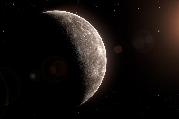 כוכב הלכת חמה (מרקורי) | הדמיה: MARK GARLICK / SCIENCE PHOTO LIBRARY