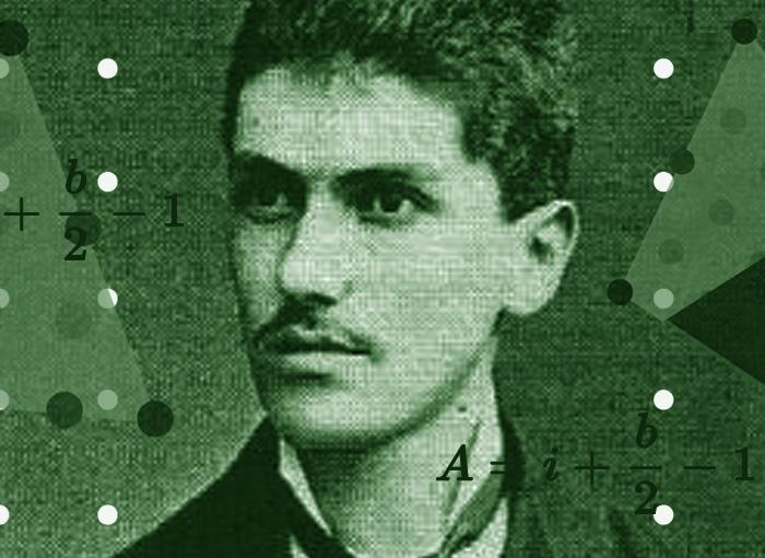 דוקטור למתמטיקה בגיל 21 וחונך מתמטי של אלברט איינשטיין. פיק בערך בשנת 1885   מקור: ויקיפדיה, נחלת הכלל