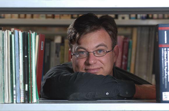 שחר גולן | צילום: דני מכליס, אוניברסיטת בן גוריון