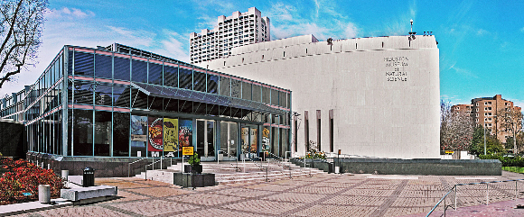 ארבע קומות של תצוגות ותערוכות. המוזיאון ביוסטון | צילום: Wolfgang Manousek, ויקיפדיה