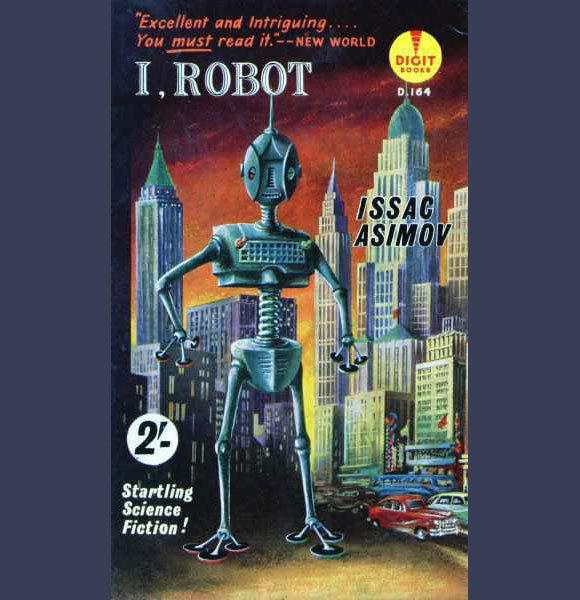 רובוט בריטי משודרג עם נגיעות אקטואליות והשפעות קולנועיות. הוצאת דיג'יט, 1958