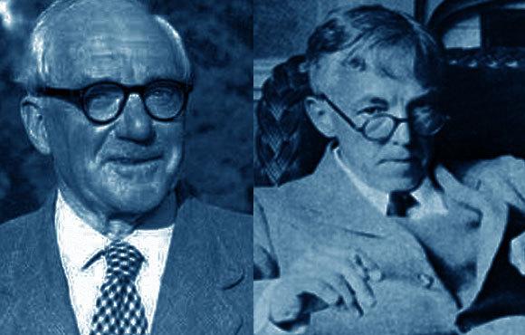 הרדי (מימין) וליטלווד | מקור: Alchetron, ויקיפדיה, נחלת הכלל