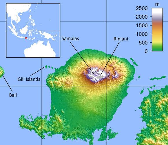 ב-1257 התפרץ הר הגעש סמלאס באינדונזיה. אם הוא גרם לאל-ניניו, ראיות לכך יישמרו באלמוגים | Wikipedia, Elekhh