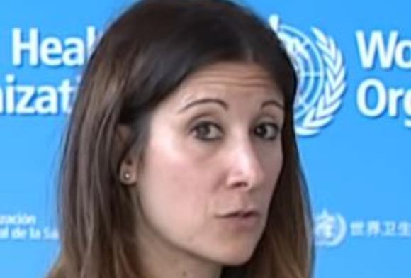 מריה ואן קרקוב | צילום: ארגון הבריאות העולמי, WHO, ויקיפדיה