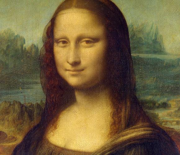 פרט מתוך המונה ליזה, ציור בצבעי שמן מאת לאונרדו דה וינצ'י | מקור: ויקיפדיה, Musée du Louvre