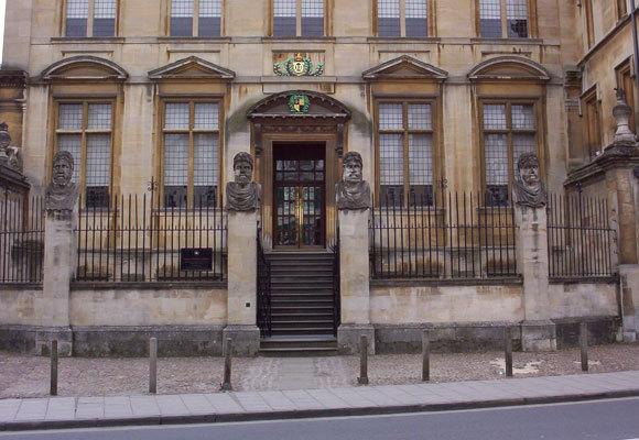 חזית המוזיאון באוקספורד | מקור: ויקיפדיה, נחלת הכלל