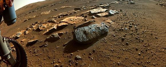 צילום מרכב המאדים, קרדיט: (NASA/JPL-Caltech).