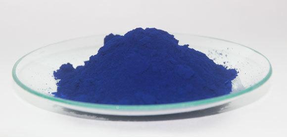 כחול פרוסי, שהזניק את השימוש בכחול באמנות | saalebaer, ויקיפדיה