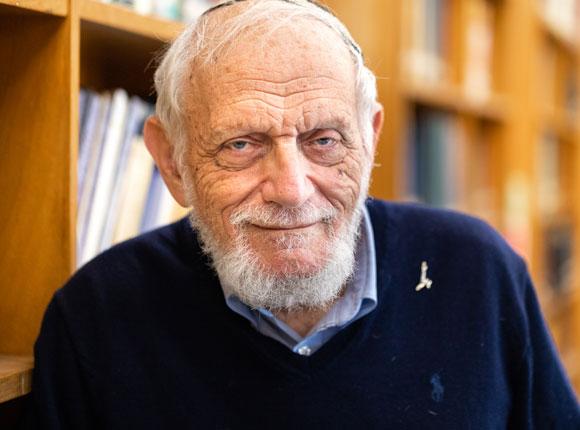 הלל פורסטנברג | צילום: Yosef Adest, ויקיפדיה