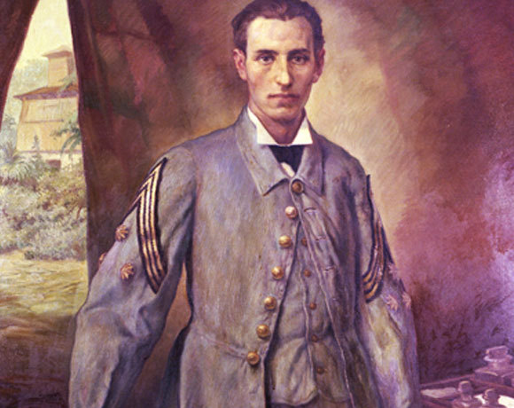 ציור של אִיסְקִייֶרְדוֹ וִיוֶס במוזיאון הצבאי בטולדו | מקור: ויקיפדיה, נחלת הכלל
