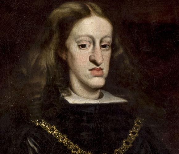 דיוקן של מלך ספרד צ'רלס השני | Don Juan Carreño de Miranda