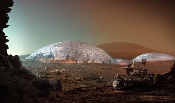 הסוכנות בונה עיר ייעודית שתמוקם במדבריות של איחוד האמירויות. מקור: אתר סוכנות החלל של איחוד האמירויות