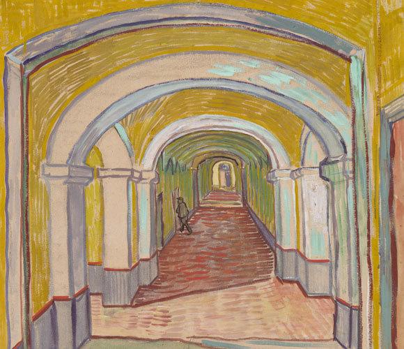 ציור גואש מאת וינסנט ון-גוך | ויקיפדיה, מוזיאון מטרופוליטן לאמנות  צבעי שמן וצבעים מודרניים