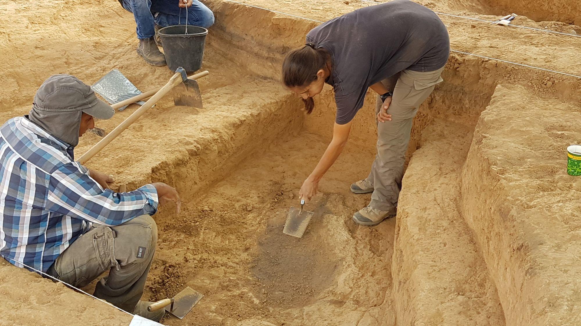 סדנת הנחושת הקדומה בבאר שבע, קרדיט: Anat Rasiuk/Israel Antiquities Authority