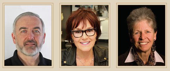 מימין: סטייץ, מקוואט וקריינר | צילומים: קרן וולף