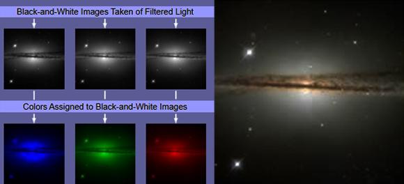 הגלקסיה הספירלית ESO 510-G13 במרחק של כ-150 מיליון שנות אור מכדור הארץ. צילום: טלסקופ האבל, NASA