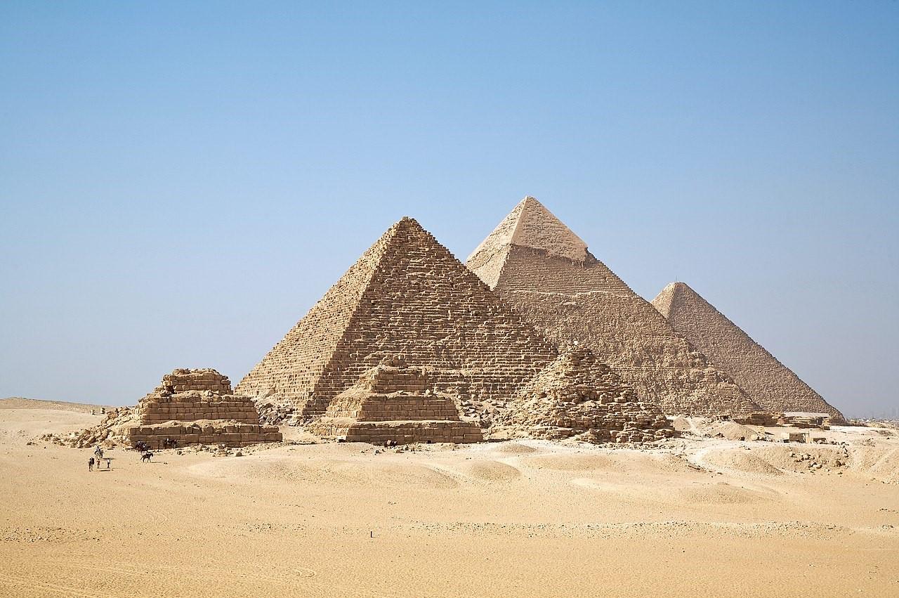 אתר הפירמידות בגיזה