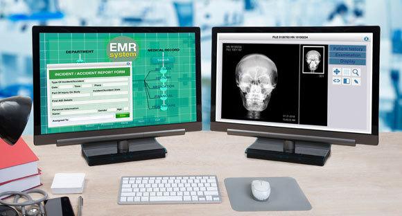 מערכת מידע רפואי | איור: pandpstock001, Shutterstock