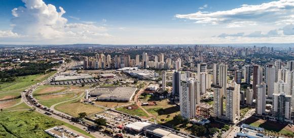 העיר גויאניה בברזיל | צילום: Shutterstock
