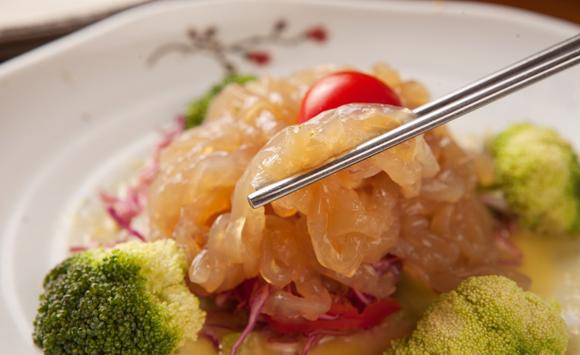 סלט עם בשר מדוזה | Shutterstock, TMON