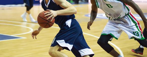 חודשיים וחצי בבועה. משחק כדורסל | צילום: PhotoProCorp, Shutterstock
