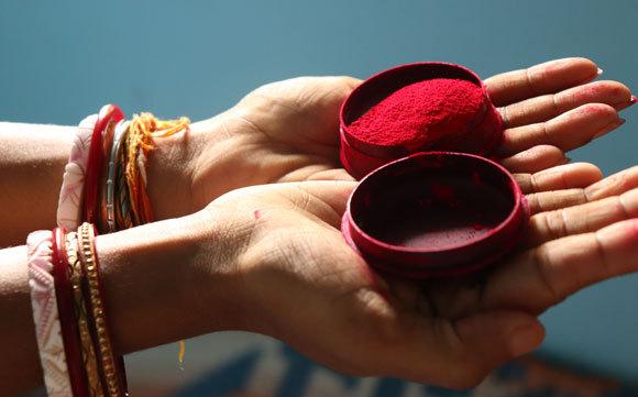 ורמיליון, או כספית גופרתית. צבען רעיל המוכר עוד מרומא העתיקה | Samit Bhattacharjee, Shutterstock