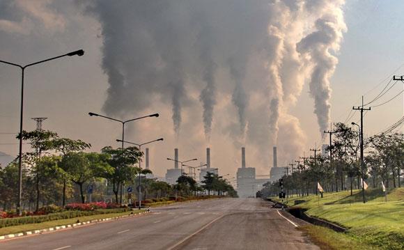 מפעל מזהם | צילום אילוסטרציה: Shutterstock