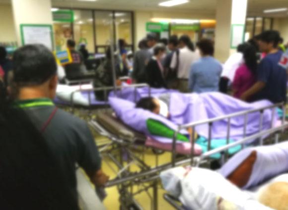 בית חולים בעיר ווהאן בזמן ההתפרצות | צילום: overkit, Shutterstock