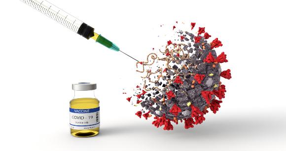 שימוש בחומר הגנטי של הנגי, לפיתוח חיסון | איור: Orpheus FX, SHutterstock