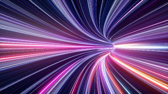 הדמייה של מינהור קוונטי   איור: NeoLeo, Shutterstock