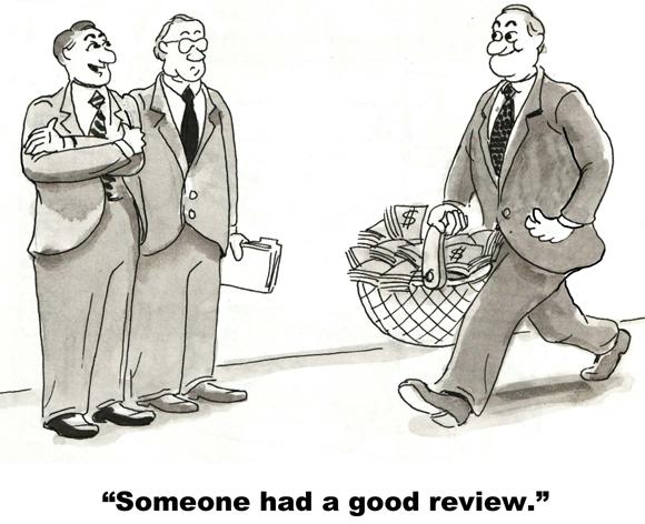 ביקורת עמיתים טובה משליכה אפילו על קבלת תקציבי מחקר   איור: Cartoon Resource, Shutterstock