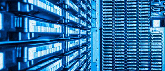 Big data. Photo: Shutterstock