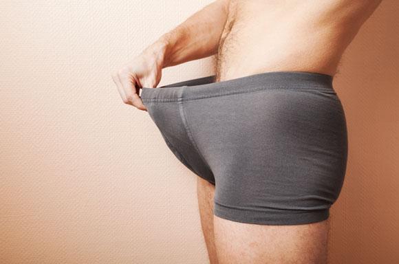 קר, מתחמם, חם... אבל באיזה צד? תלוי עם אתה עם תחתונים או בלעדיהם | צילום אילוסטרציה: Shutterstock