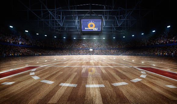 לא רק הקהל משפיע כנראה. אולם כדורסל עם יציעים מלאים. איור: masisyan, Shutterstock