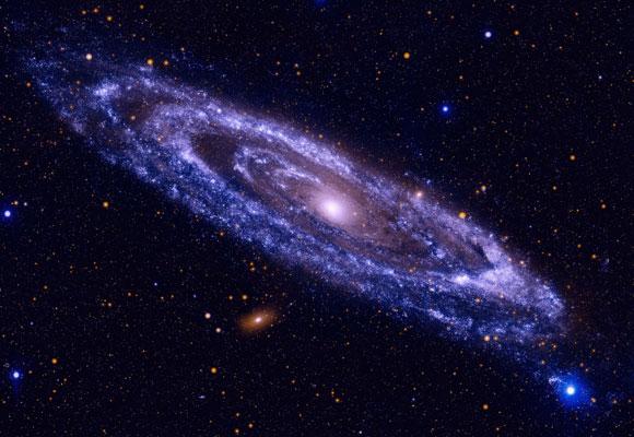 גלקסיית אנדרומדה