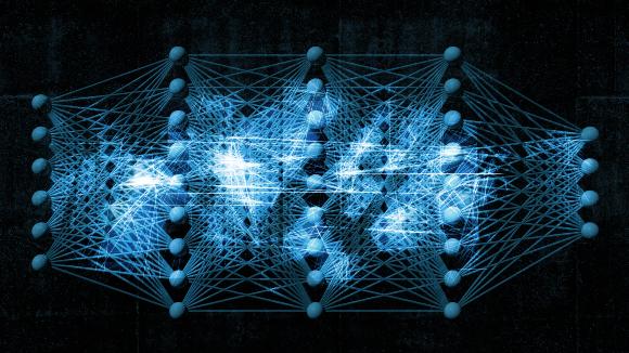 הדמיה של רשת עצבית | איור: Evannovostro, Shutterstock