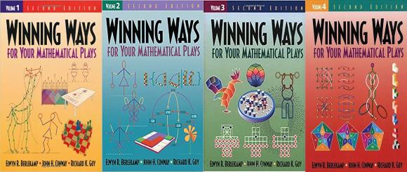 ספרי Winning ways for your mathematical plays